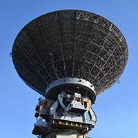 Радиотелескоп ТНА-1500 г. Калязин, Тверская обл.