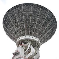 Радиотелескоп ТНА-1500, Центр космической связи ОКБ МЭИ «Медвежьи озёра»