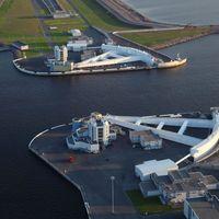Комплекс защитных сооружений (КЗС) Санкт-Петербурга от наводнений